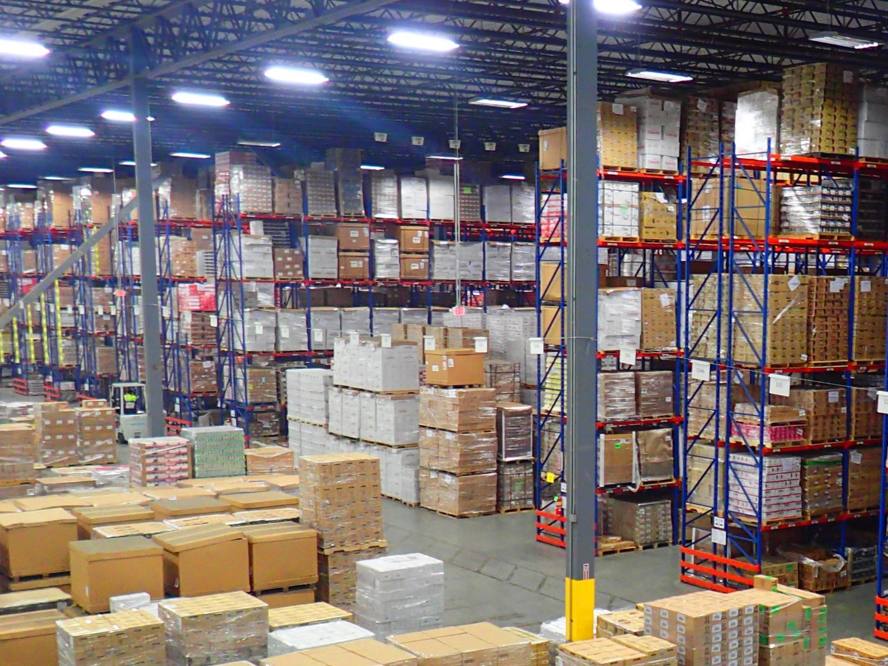 From AIB to Z: The ABCs of Operating a Food Warehouse